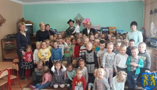 Spotkanie z myśliwym w Baśniowej Krainie