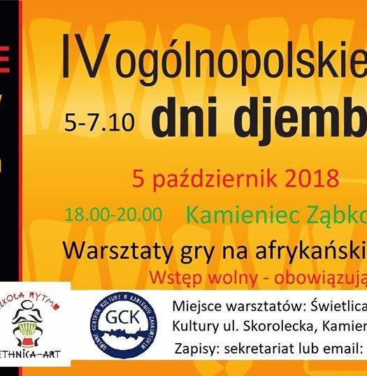 VI Ogólnopolskie Dni Djembe_02