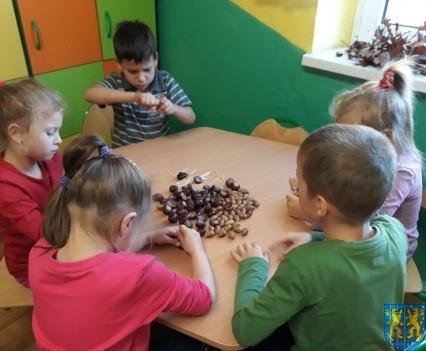 Jesienna twórczość przedszkolaków (1)