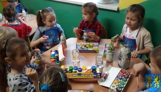 Jesienna twórczość przedszkolaków