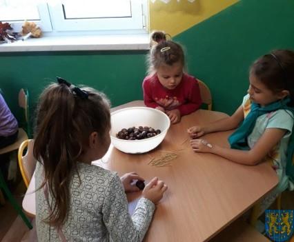 Jesienna twórczość przedszkolaków (2)