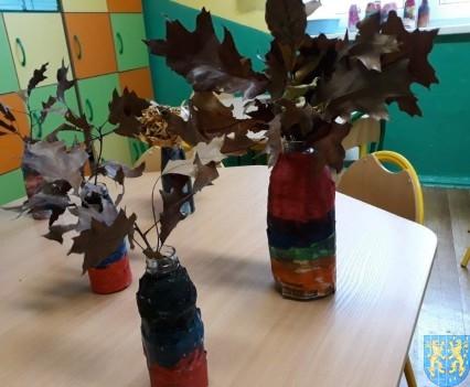 Jesienna twórczość przedszkolaków (23)
