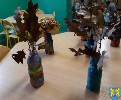 Jesienna twórczość przedszkolaków (25)