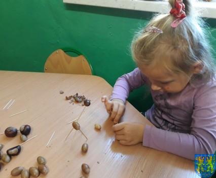 Jesienna twórczość przedszkolaków (9)