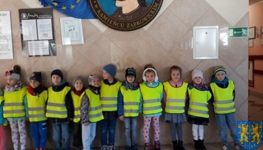 Przedszkolaki w podstawówce