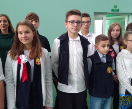Rekord dla Niepodległej w Szkole Podstawowej nr 2 im Papieża Jana Pawła II (11)