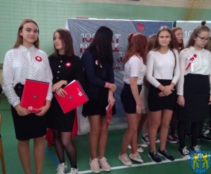 Rekord dla Niepodległej w Szkole Podstawowej nr 2 im Papieża Jana Pawła II (16)