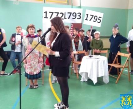 Rekord dla Niepodległej w Szkole Podstawowej nr 2 im Papieża Jana Pawła II (19)