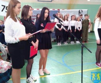 Rekord dla Niepodległej w Szkole Podstawowej nr 2 im Papieża Jana Pawła II (42)