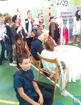 Rekord dla Niepodległej w Szkole Podstawowej nr 2 im Papieża Jana Pawła II (43)