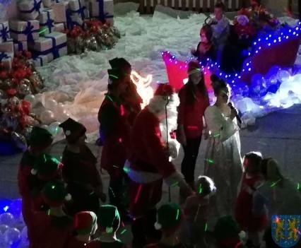 Święty Mikołaj zawitał do Gminy Kamieniec Ząbkowicki (49)