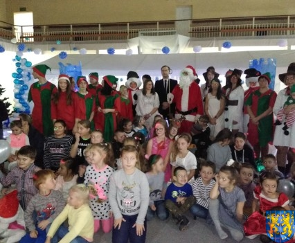 Święty Mikołaj zawitał do Gminy Kamieniec Ząbkowicki (51)
