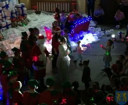 Święty Mikołaj zawitał do Gminy Kamieniec Ząbkowicki (55)