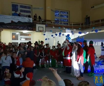 Święty Mikołaj zawitał do Gminy Kamieniec Ząbkowicki (57)