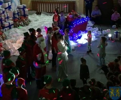 Święty Mikołaj zawitał do Gminy Kamieniec Ząbkowicki (58)