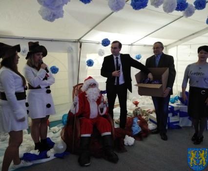 Święty Mikołaj zawitał do Gminy Kamieniec Ząbkowicki (59)
