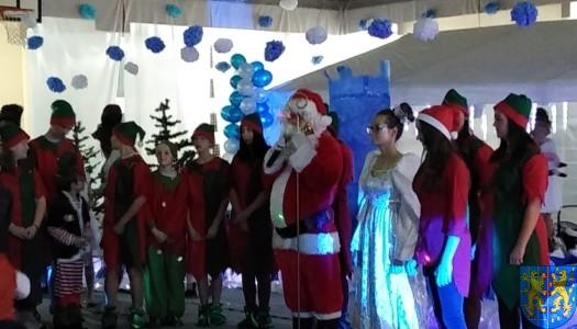 Święty Mikołaj zawitał do Gminy Kamieniec Ząbkowicki