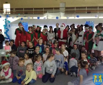 Święty Mikołaj zawitał do Gminy Kamieniec Ząbkowicki (63)