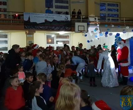 Święty Mikołaj zawitał do Gminy Kamieniec Ząbkowicki (64)