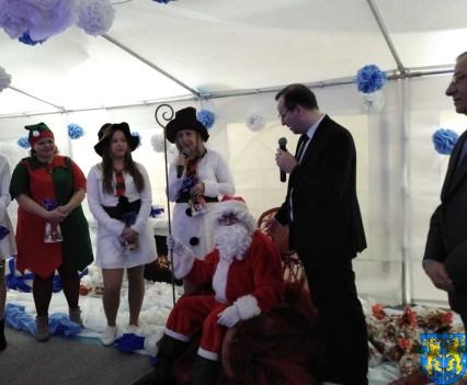 Święty Mikołaj zawitał do Gminy Kamieniec Ząbkowicki (67)