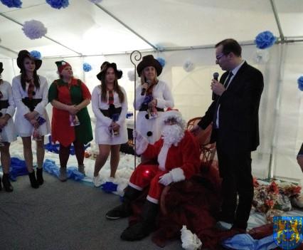 Święty Mikołaj zawitał do Gminy Kamieniec Ząbkowicki (69)