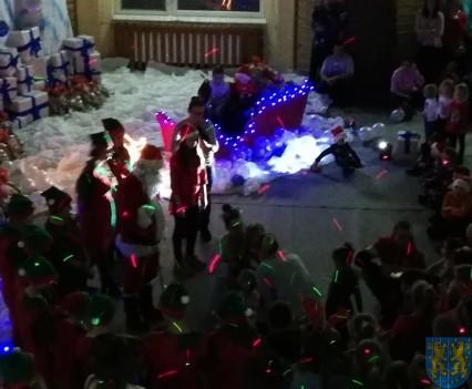 Święty Mikołaj zawitał do Gminy Kamieniec Ząbkowicki (73)
