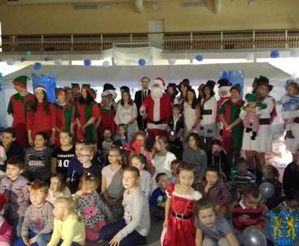 Święty Mikołaj zawitał do Gminy Kamieniec Ząbkowicki (75)