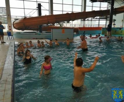 Mikołajkowe pływanie (1)