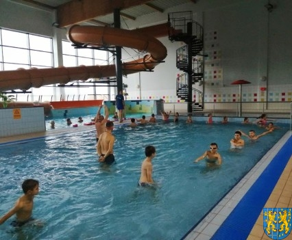 Mikołajkowe pływanie (2)