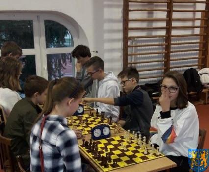 Szachowe mistrzostwa powiatu ząbkowickiego szkół podstawowych (1)