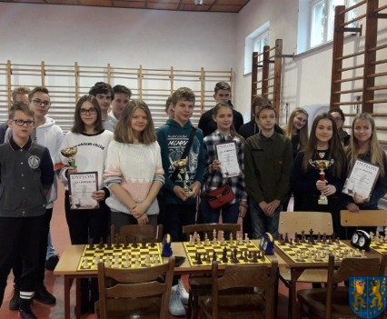 Szachowe mistrzostwa powiatu ząbkowickiego szkół podstawowych (3)