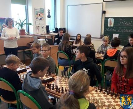 Szachowe mistrzostwa powiatu ząbkowickiego szkół podstawowych (5)