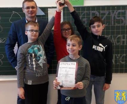 Szachowe mistrzostwa powiatu ząbkowickiego szkół podstawowych (8)
