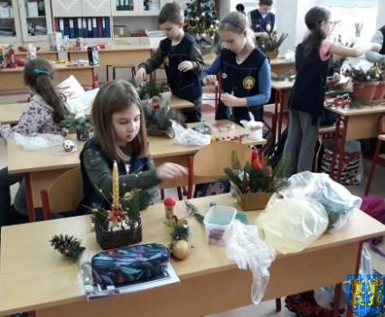 Szkolny kiermasz bożonarodzeniowy (25)