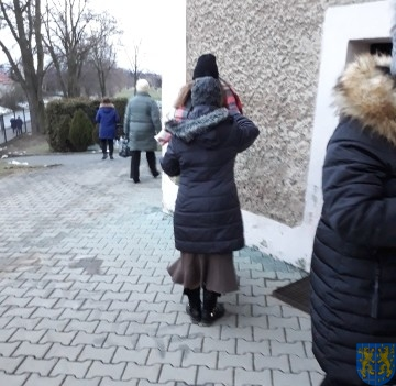 Uczniowie kamienieckiej Dwójki wolontariuszami WOŚP 2019__009