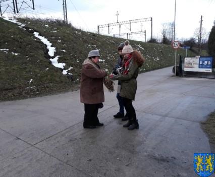 Uczniowie kamienieckiej Dwójki wolontariuszami WOŚP 2019__013