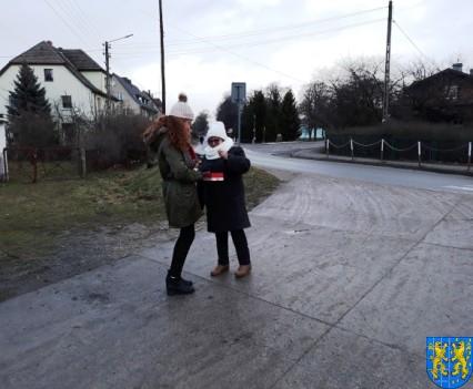 Uczniowie kamienieckiej Dwójki wolontariuszami WOŚP 2019__024