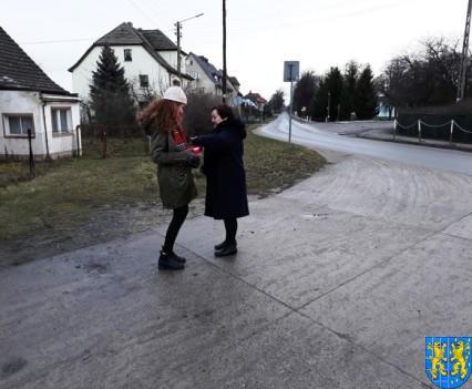Uczniowie kamienieckiej Dwójki wolontariuszami WOŚP 2019__026