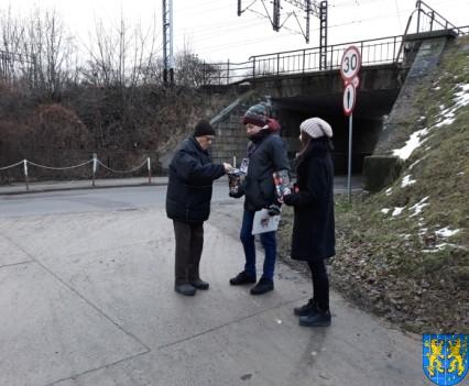 Uczniowie kamienieckiej Dwójki wolontariuszami WOŚP 2019__027