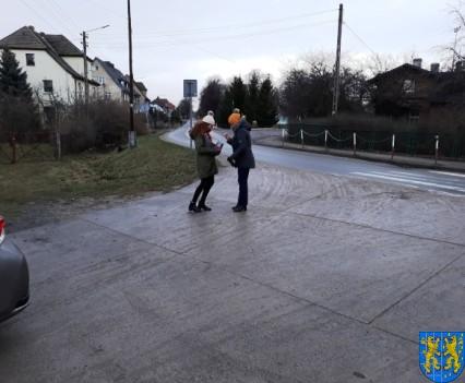 Uczniowie kamienieckiej Dwójki wolontariuszami WOŚP 2019__036