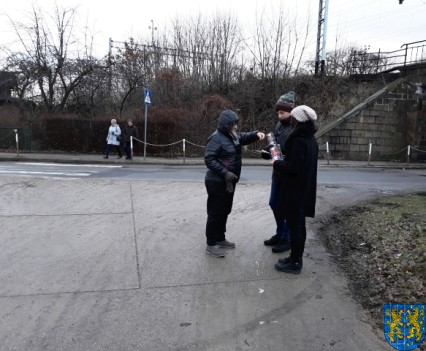 Uczniowie kamienieckiej Dwójki wolontariuszami WOŚP 2019__038