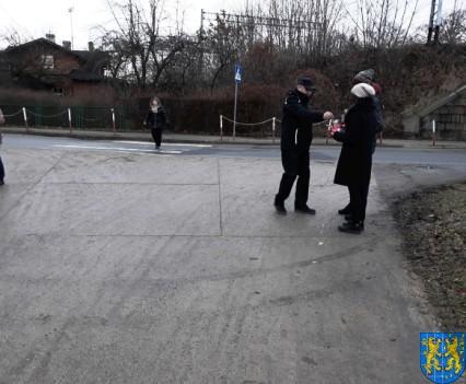 Uczniowie kamienieckiej Dwójki wolontariuszami WOŚP 2019__042