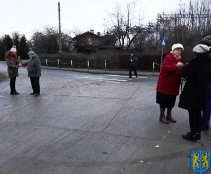 Uczniowie kamienieckiej Dwójki wolontariuszami WOŚP 2019__043