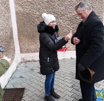 Uczniowie kamienieckiej Dwójki wolontariuszami WOŚP 2019__053