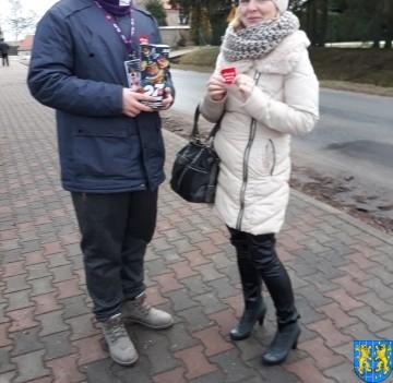 Uczniowie kamienieckiej Dwójki wolontariuszami WOŚP 2019__055
