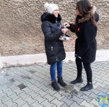 Uczniowie kamienieckiej Dwójki wolontariuszami WOŚP 2019__059