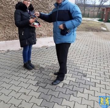 Uczniowie kamienieckiej Dwójki wolontariuszami WOŚP 2019__060