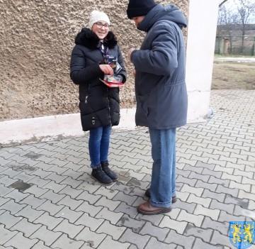 Uczniowie kamienieckiej Dwójki wolontariuszami WOŚP 2019__061