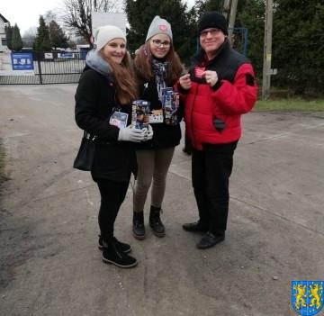 Uczniowie kamienieckiej Dwójki wolontariuszami WOŚP 2019_11
