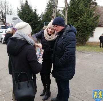 Uczniowie kamienieckiej Dwójki wolontariuszami WOŚP 2019_7